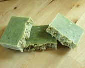 You can put spirulina in SOAP?!! You can find this and other soaps at Lumbini's Natural Soaps on Etsy: http://www.etsy.com/shop/LumbinisNaturalSoaps?ref=l2-shopheader-name