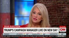 'This is badgering': Trump campaign manager comes unglued when CNN asks ...