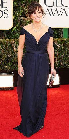 Sally Field   Golden Globe Awards 2013, Red Carpet : People.com