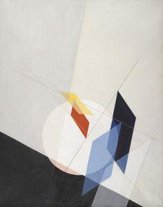 László Moholy-Nagy, A 18, 1927 Possibly my favorite Moholy-Nagy!