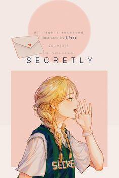 She Mali's secret admirer Anime Love, 5 Anime, Cool Anime Girl, Pretty Anime Girl, Anime Angel, Kawaii Anime Girl, Anime Art Girl, Manga Girl, Anime Chibi