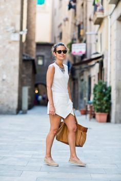 to wear - How to espadrilles wear: for women video