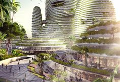 LAVA proposes undualting forest city for malaysia