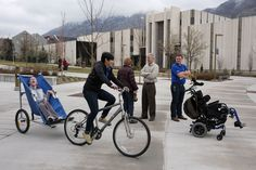 BYU students make adult stroller for man with cerebral palsy 01
