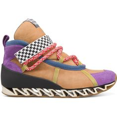 BERNHARD WILLHELM X CAMPER sneakers - trainers - kicks - footwear - shoes