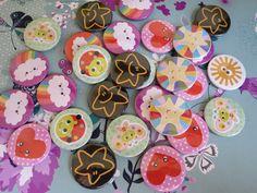 Cute Button Badges