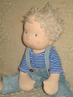 Waldorf dollcustom doll waldorf inspired doll steiner by bemka