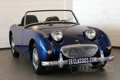 Austin Healey Sprite Cabriolet 1960 - Frog Eyes