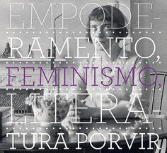 Empoderamento, feminismo, literatura porvir. Texto: Laura Erber. Suplemento Pernambuco, edição 125, julho de 2016.