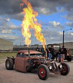 33 Best Flame Throwers images in 2019 | Antique cars, Old