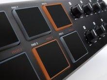 Akai Pro LPD8 Ultra-Portable USB Midi Pad Controller for Laptops | Review Midi ControllerReview Midi Controller #midi #controller #keyboard