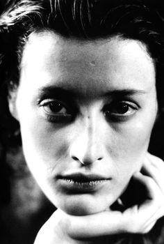 Peter Lindbergh - Marie-Sophie Wilson-Carr, 1987