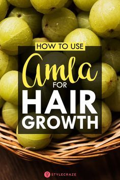 Amla, or the Indian gooseberry, it offers several to your hair and scalp. Keep reading this post to know how to use amla for hair growth & its side effects. Amla Powder Hair, Amla Hair Oil, Amla Oil, Hair Mask For Growth, Hair Growth Tips, Natural Hair Growth, Black Hair Oil, Hair Fall Control, Extreme Hair Growth