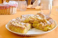 Torta di mele senza glutine e lattosio by Cristina