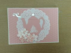 Bird SVG on Scan N Cut White 1/2 A$.  Pink 5 10/16 x 4     SU Petite Petals      copied from http://stampinwithdiane.typepad