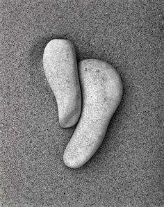 """Untitled (Small Stone Series) (2001) 15.5"""" x 20"""" Iris print, edition of 300 Signed by the artist"""