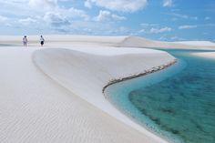Most beautiful places in the world: Lençóis Maranhenses