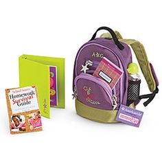 American Girl® : Back-to-School Set for Dolls + Book