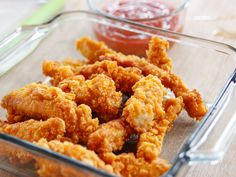 Crunchy Cereal Chicken Fingers recipe from Ree Drummond via Food Network