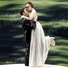 Custom True Romance Cake Topper | Custom Wedding Cake Topper