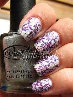 Nail Art Stamping - Page 22