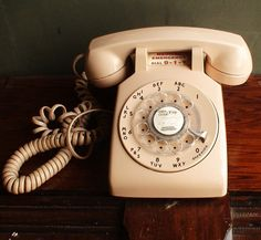 I want an old phone, even though I probably won't have a landline connected ha