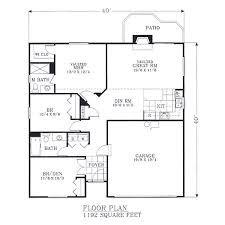 Image result for plano casa dos dormitorios cocina comedor baño 60 metros 2