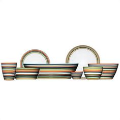 Shop our great selection of dinnerware sets for the whole family. You'll find the best brands and materials on dinnerware circular, rectangular, and square dinnerware sets. Orange Dinnerware, Contemporary Dinnerware Sets, Serveware, Tableware, Kitchenware, Large Salad Bowl, Salad Bowls, Kitchen Dishes, Kitchen Stuff