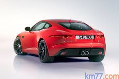 Jaguar F-Type S Coupé V6 3.0 S/C 381 CV