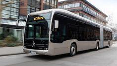 Mercedes-Benz eCitaro G el primer vehículo de producción con baterías en estado sólido Mercedes Benz, Cars Uk, All Cars, Diesel, Toyota, Minibus, Automobile, New Luxury Cars, Cars