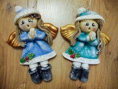 Masa solna, aniołki zimowe