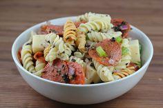Italian Pasta Salad Recipe | Free Delicious Italian Recipes | Simple Easy Recipes Online | Dessert Recipes