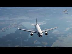 ▶ Langsamer, leiser, leichter: Luftfahrtforschungsprojekt HINVA - YouTube
