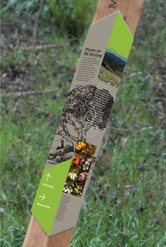 Mount Stirling Interpretive Signage | Heine Jones