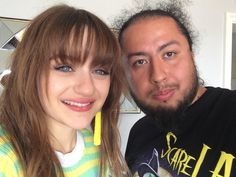 #Thisfunktional #Movie: Got to chat with actress #JoeyKing from #BroadgreenPictures' #WishUpon. This woman has the most #Incredible #Attitude #Fantastic view on acting #Marvelous #Career #Brilliant mind and #Gorgeous #BlueEyes. WISH UPON opens in #Theaters July 14. Interview coming soon to #NukeTheFridge.com and Thisfunktional.com (#Link in #Bio). #ThisfunktionalMovie #Movies #Horror #Teen #Scary #Suspense #Film #Films #Cine #Cinema #Cinemas #ScareLA http://ift.tt/1MRTm4L