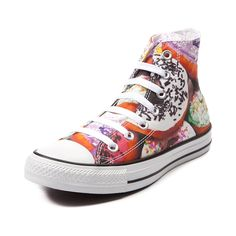 Shop for Converse All Star Hi Donuts Sneaker, Donuts, at Journeys Shoes. Converse hits up the bakery for one sweet deal as it pulls off this outrageously awesome All Star Hi Donuts sneaker. Exclusive to Journeys, this classic high top features a multicolored donut print canvas upper, white contrast lace closure, and durable rubber sole. Never has canvas been so mouth watering. Available only at Journeys!
