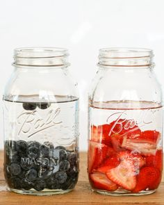 One of my favorite ways to preserve the flavors of summer is with infused vodka and other spirits. I generally use about 1 cup of fruit to 2 cups of spirits. Yo