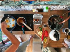 Cool list of all the different cooking fuel types and which is best for a road trip adventure! I had no idea induction cooktops took so much electricity. #vanlife