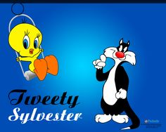 tweetybird | Free Download Sylvester Amp Tweety Bird Wallpaper Wallpaperholic With ...
