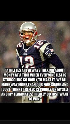 Twitter / PatriotsNationn: Tom Brady!!! More superbowls ... And that's why you are class act above the rest. #txgirlluvsherpats