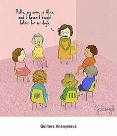 Quilters anonymous