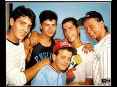 New Kids on the Block 1987