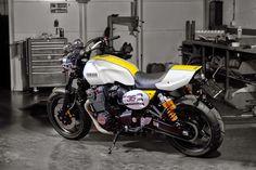 YAMAHA XJR1300 - MOTORRIJDER - ROCKETGARAGE