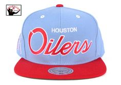 Search through Mitchell   Ness  Houston Oilers throwback apparel collection  featuring authentic jerseys and team gear. 2474281cd