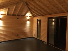 #garden room made by Davies timber Wales #Cwmbran #Wales