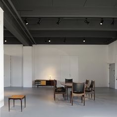 Dansk Møbelkunst showroom in Copenhagen.