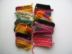Hey, I found this really awesome Etsy listing at https://www.etsy.com/il-en/listing/293532665/10-crochet-patches-made-with-scrap-yarn