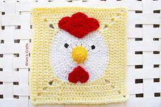 Craft Passions: The Year of The Chicken..# free #crochet  pattern ...
