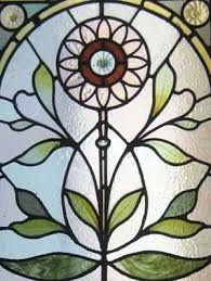 Image result for stained glass sunflower