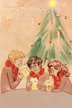 I love Harry Potter! <3